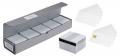 Karty plastikowe ZEBRA PVC Premier czyste - 104523-111