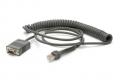 CBA-R02-C09PAR - Zebra Kabel RS232