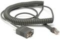 CBA-R03-C12PAR - Zebra Kabel RS232