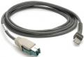 CBA-U03-S07ZAR - Zebra Kabel USB Power Plus