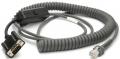 CBA-R12-C12ZAR - Zebra Kabel RS232