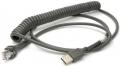 CBA-U12-C09ZAR - Zebra Kabel USB Typu A