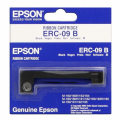 C43S015354 - Epson ERC 09B, colour ribbon, black
