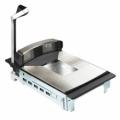 9810210220-04353 - Datalogic Magellan 9800i, 2D, multi-IF, adaptive scale, Polereader (tall), kit (USB)